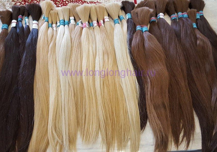 Южно русские волосы купить