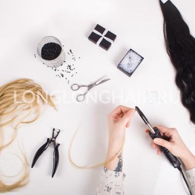 Перекапсулирование волос